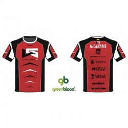 Camiseta Lethal Gaming Sp