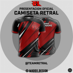Camiseta Team Retral